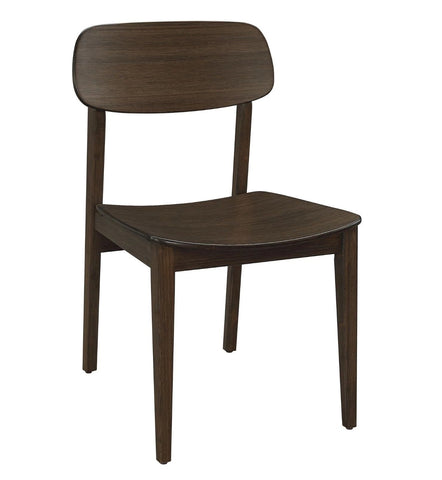 Currant Chair, Black Walnut, (Set of 2)