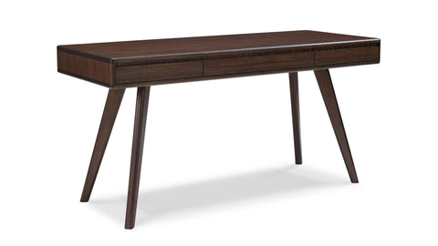 Currant Writing Desk, Black Walnut Furniture Greenington