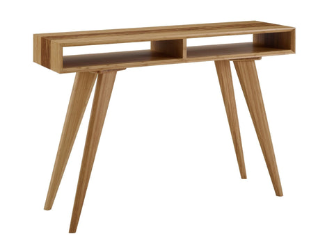 Azara Console Table, Caramelized Furniture Greenington
