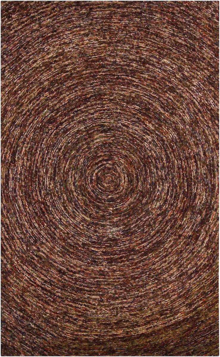 Galaxy 30603 5'x7'6 Brown Rug Rugs Chandra Rugs