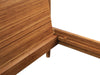 Monterey King Platform Bed - Amber