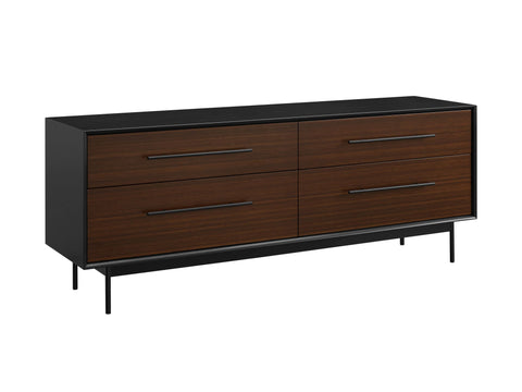 Park Avenue 4 Drawer Double Dresser