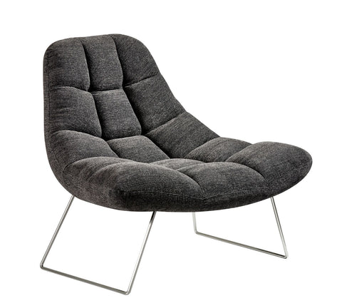 Bartlett Chair - Charcoal Grey