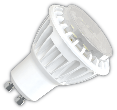 MR-16 (GU-10) LED 7W (Dimmable) Warm White Bulb Bulbs Dazzling Spaces