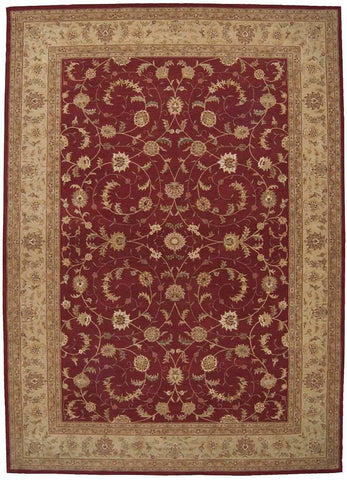 Nourison Heritage Hall Lacquer Area Rug 12' x 15'