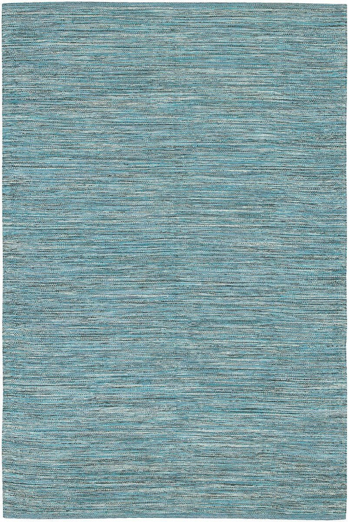 India 14 3'6x5'6 Blue Rug Rugs Chandra Rugs