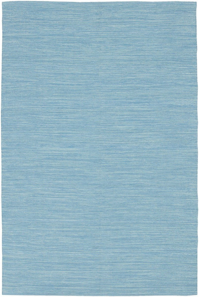 India 7 5'x7'6 Blue Rug Rugs Chandra Rugs