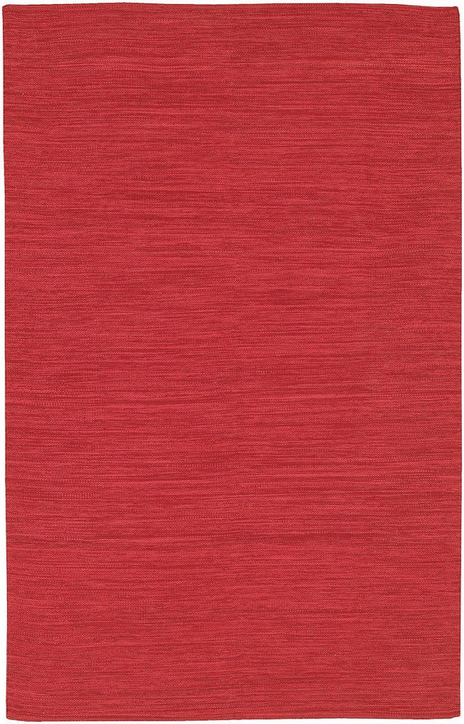 India 9 2'6x7'6 Red Rug Rugs Chandra Rugs