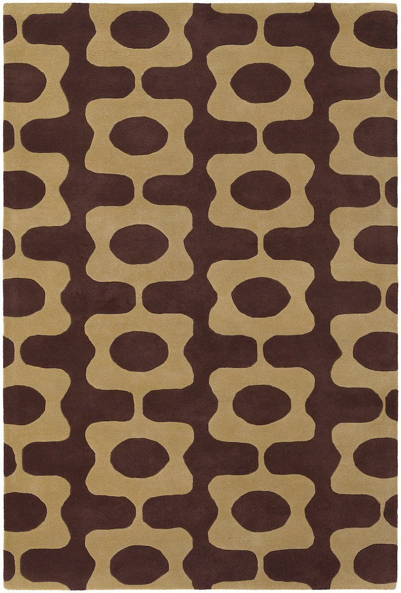 Chandra Rugs Inhabit 21600 7'9x10'6
