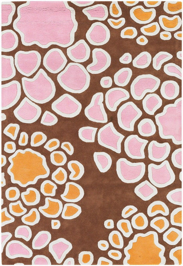 Inhabit 21627 7'9x10'6 Multicolor Rug Rugs Chandra Rugs
