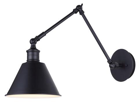 Morocco Wall Light - Black Wall 7th Sky Design