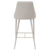 Ivy Counter Stool - Light Gray