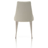 Ivy Dining Chair, Set of 2 - Light Gray