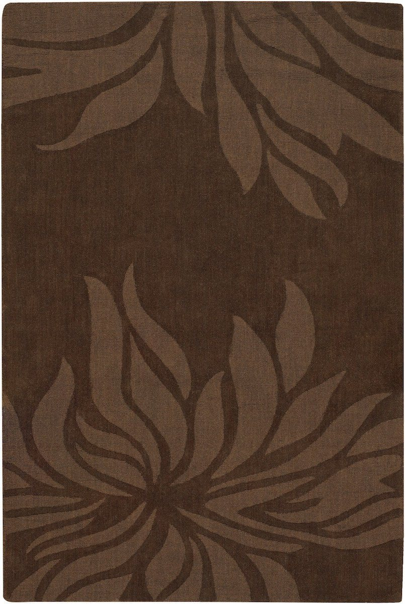 Jaipur 18904 5'x7 Brown Rug Rugs Chandra Rugs