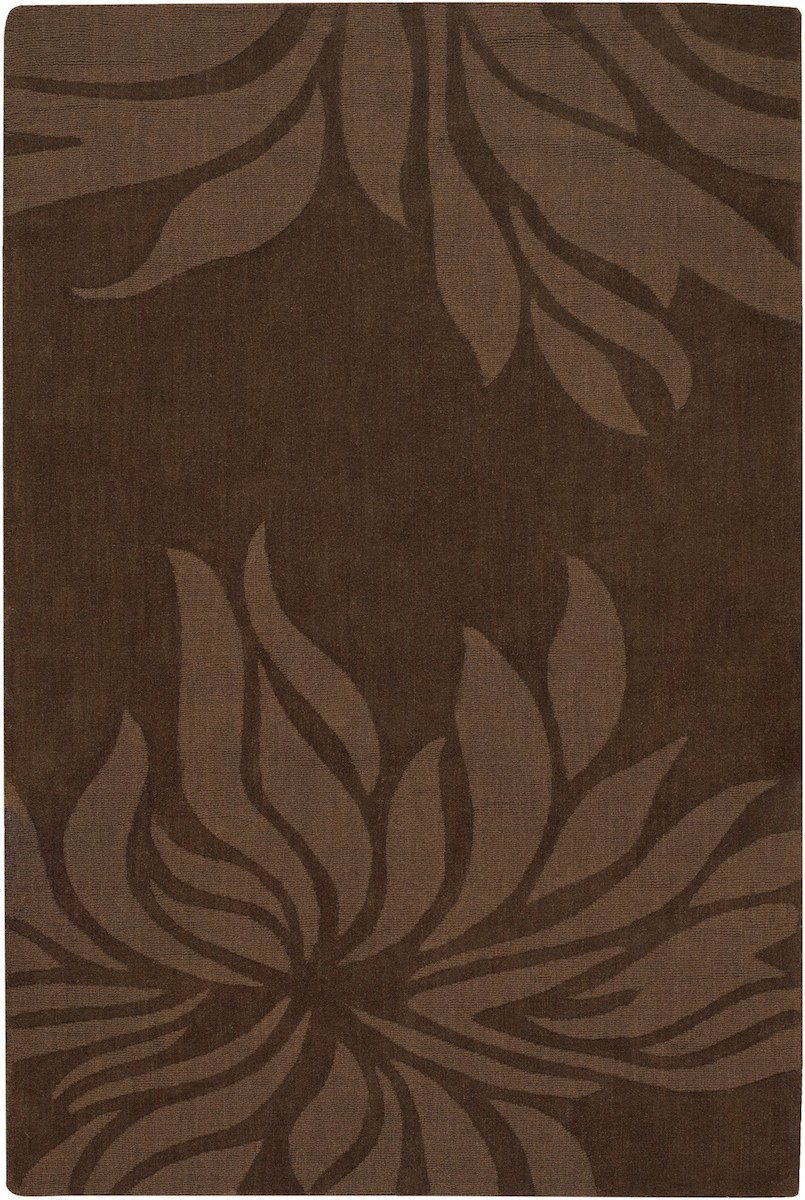 Jaipur 18904 7x10 Brown Rug Rugs Chandra Rugs