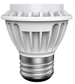 10 Pack PAR16 LED LUX Series 7W (Dimmable) Bulbs
