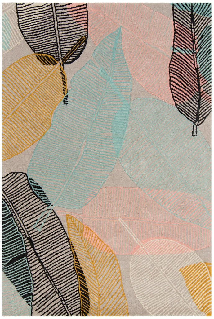 Jessica Swift 28909 5'x7'6 Multicolor Rug Rugs Chandra Rugs