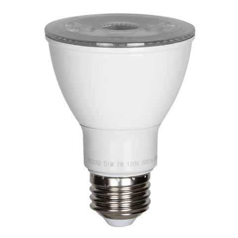 LED PAR20 Recessed Can/Spot and Track Light Bulb