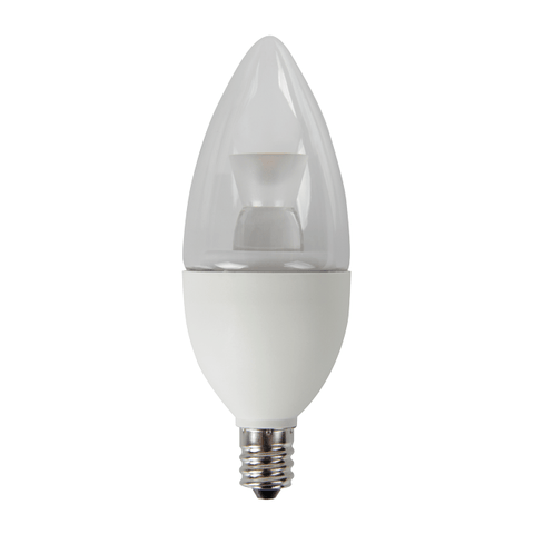 LED Candelabra Chandelier Light Bulb