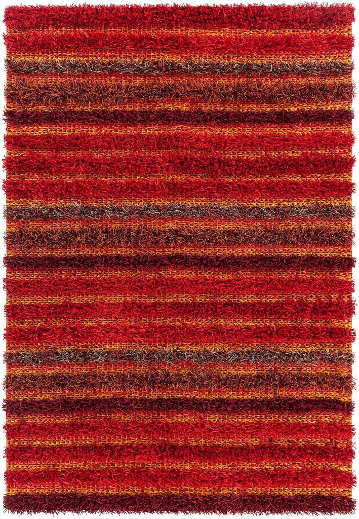 Lavasa 21400 7'9x10'6 Red Rug Rugs Chandra Rugs