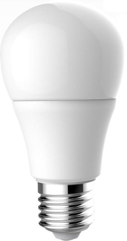 LED A19 Dimmable 60W Replacement Bulb (Choose 3000, 4000 or 5000K) - 5 Pack