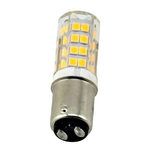 10 Pack Bayonet Dual Contact 12V Dimmable Bulb - 3000K