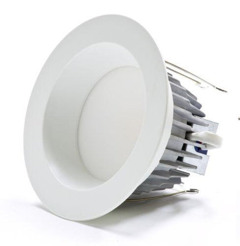 "6"" Premium LED Downlight Retrofit - Choose Warm, Cool or Daylight"