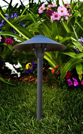 Cast Aluminum Path/Walkway/Area Light 12V Outdoor Dabmar
