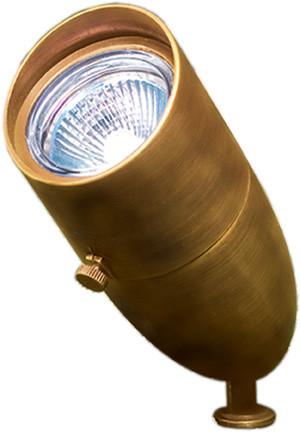 Antique Brass 12V Directional Spot Light