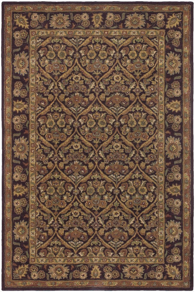 Metro 563 5'x7'6 Multicolor Rug Rugs Chandra Rugs