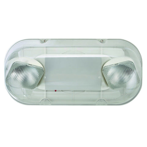 Polycarbonate Vandal / Environmental Resistant Shield for NE-502 Architectural Nora Lighting