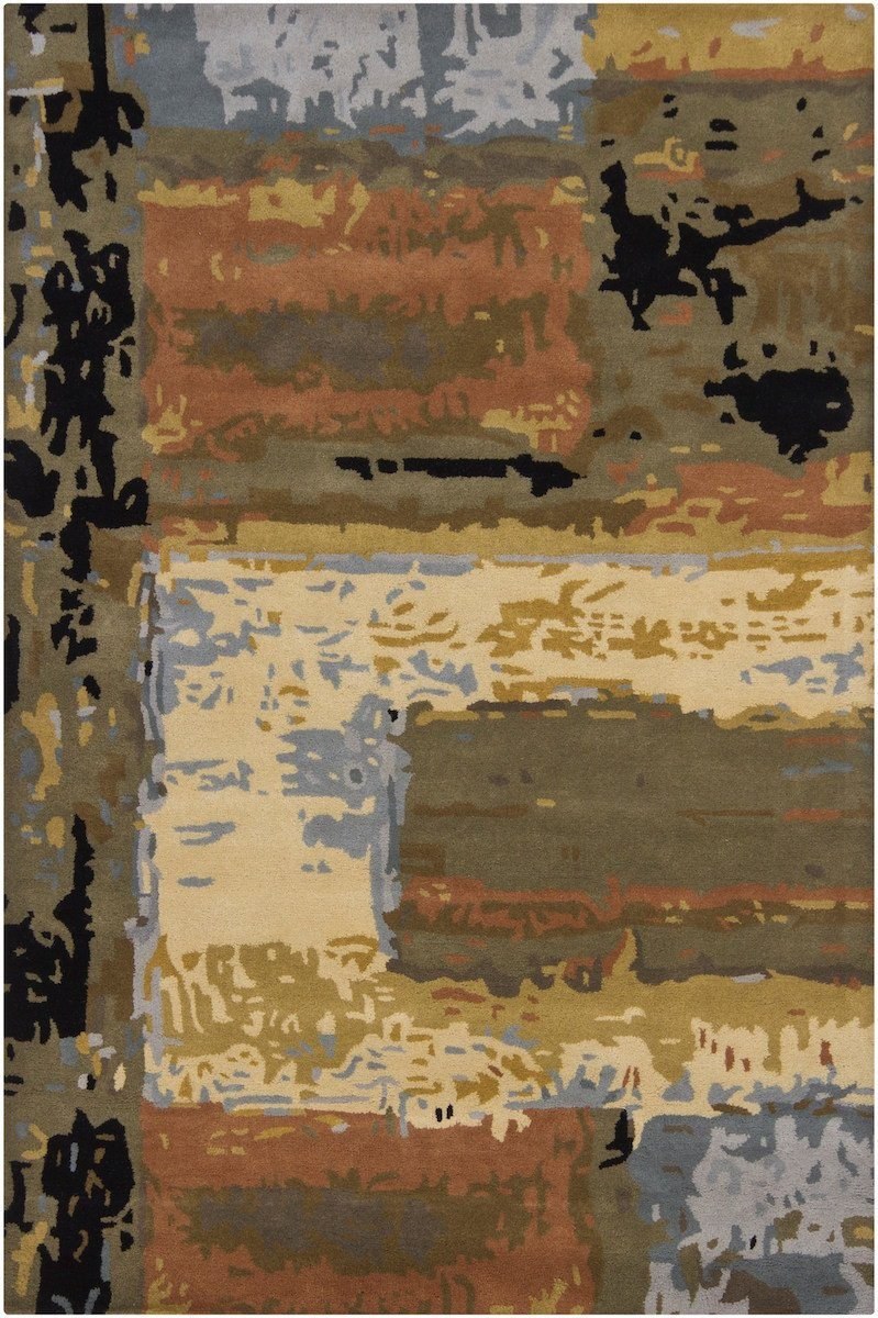 Nirvana 6603 7'9x10'6 Multicolor Rug Rugs Chandra Rugs