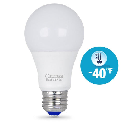 Coldstart LED Bulb for Sub-Zero Temps - Dimmable 60 Watt Equiv.