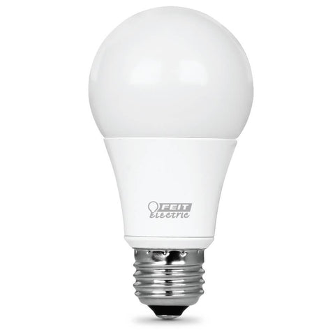 Feit Electric A19 60 Watt Equiv., Dimmable LED, Omni, 800 Lumen, 4100K