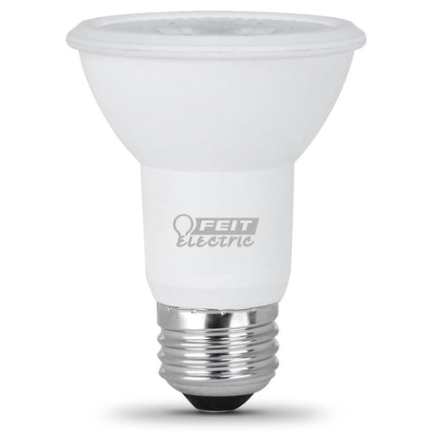 Feit Electric PAR20 50 Watt Equiv.,Dimmable LED, Spot, Gen 10, 50W Equivalent, 465 Lumen, 3000K