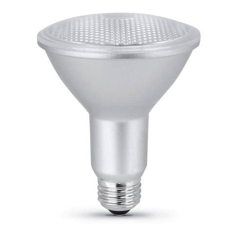LED PAR30 75W Equiv., 750 Lumens, Dimmable, Long Neck Bulb - 3000K, 2PK