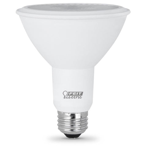 Feit Electric PAR30 75 Watt Equivalent, Dimmable LED, Gen 10, Spot, 750 Lumen, 3000K