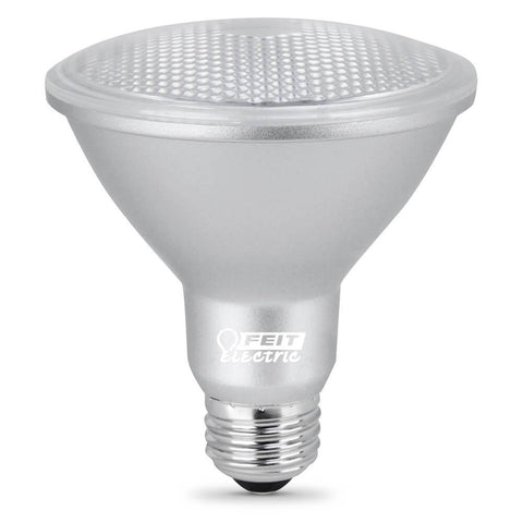 Feit Electric PAR30 Dimmable LED, Short Neck, Gen 11, 75W Equivalent, 3000K