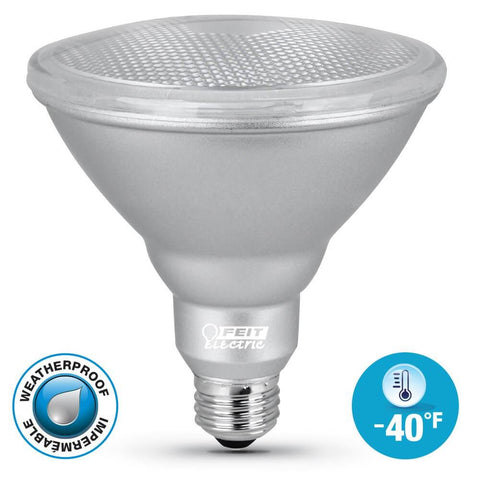 PAR38 120 Watt Equiv., Cold Start, Sub-Zero Temp, Dimmable Bulb - 3000K