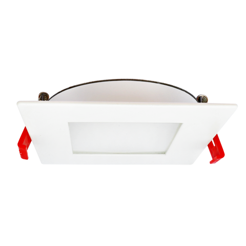 "6"" Super Slim Square Panel Recessed Downlight"
