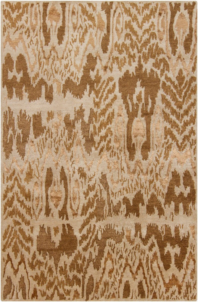 Rupec 39607 9'x13' Brown Rug Rugs Chandra Rugs