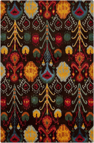 Rupec 39609 9'x13' Multicolor Rug Rugs Chandra Rugs