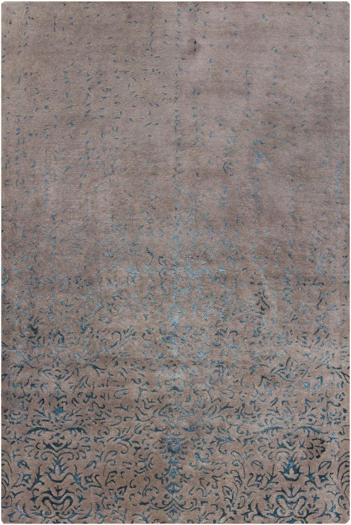 Rupec 39612 5'x7'6 Gray Rug Rugs Chandra Rugs