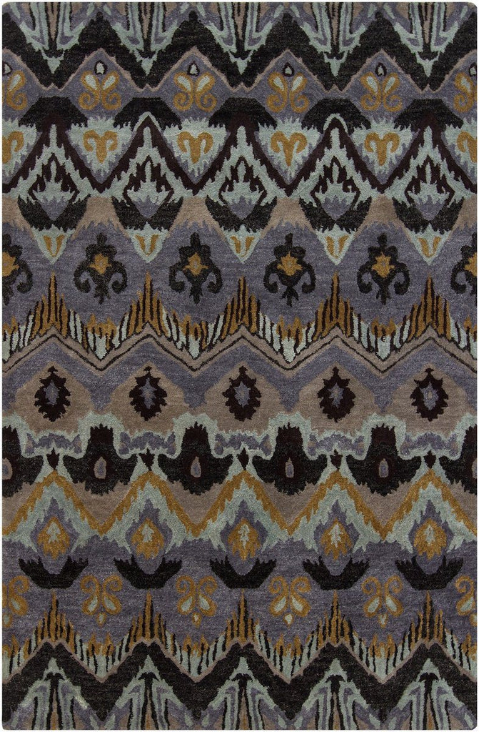 Rupec 39619 7'9x10'6 Multicolor Rug Rugs Chandra Rugs