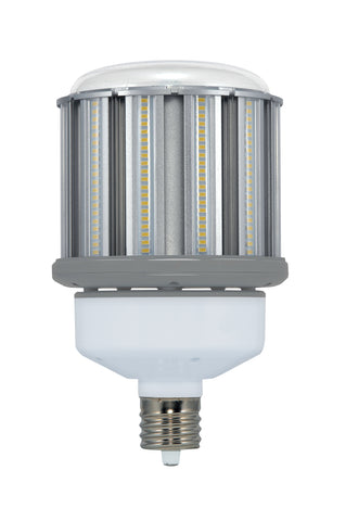 100W LED HID Replace - 50K - Mogul Ext Base - 277-347V
