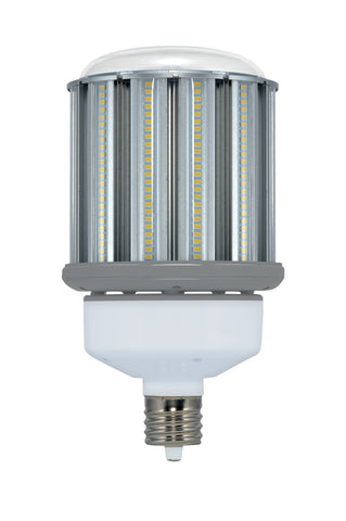 120W LED HID Replace - 50K - Mogul Ext Base - 277-347V