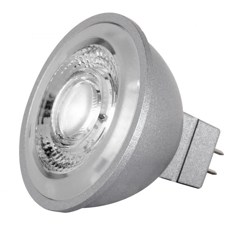 SATCO 8W LED MR16 40 Degree Flood Bulb - 2700k