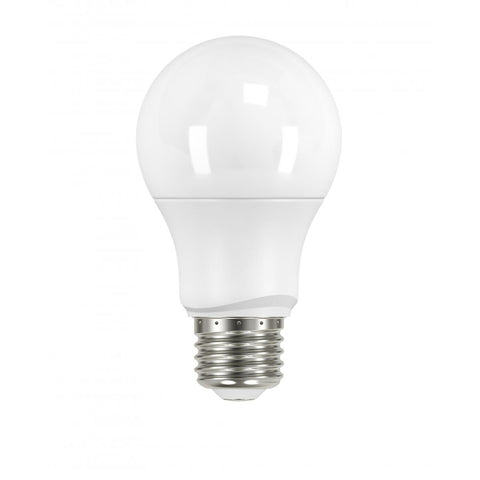 SATCO 6 Watt - A19 LED - Frosted - 3000k Medium Base - Non-Dimmable Bulbs Satco