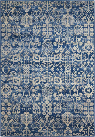 Nourison Somerset Navy Area Rug