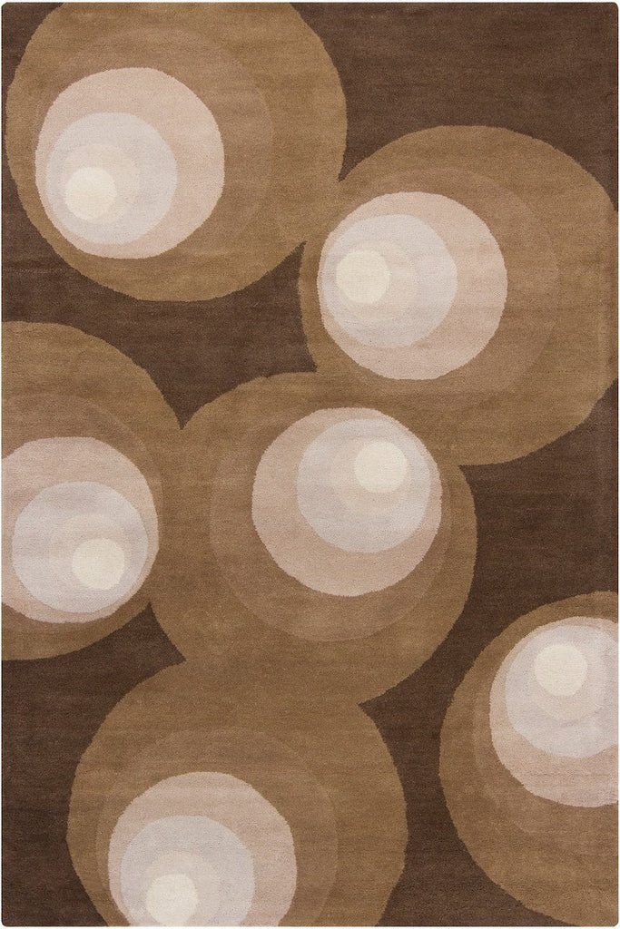 Stella 52011 8'x10' Brown Rug Rugs Chandra Rugs